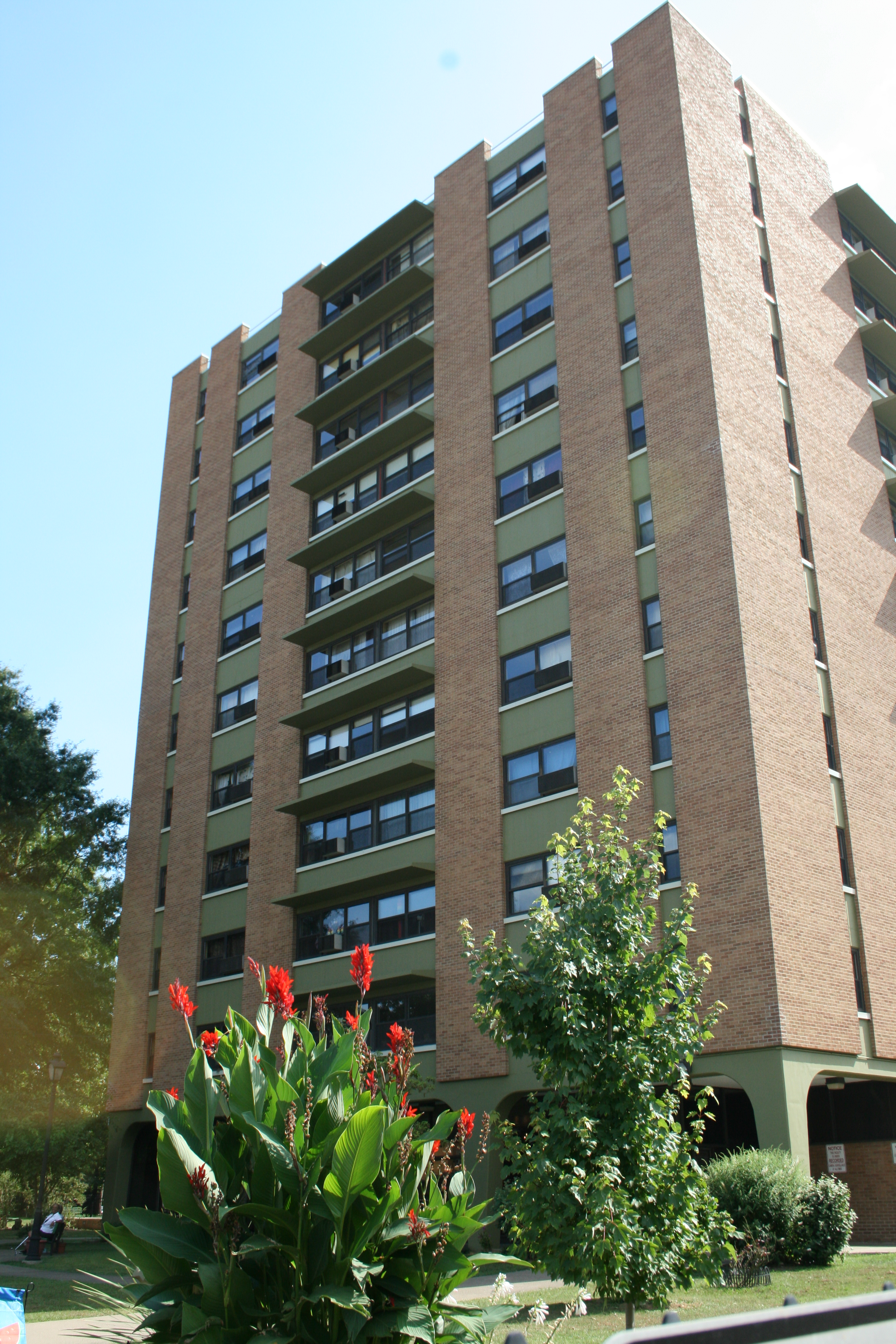 Charleston-Kanawha Housing Authority - Public Housing